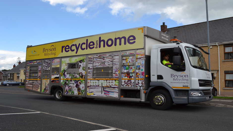 Kerb Sort vehicle