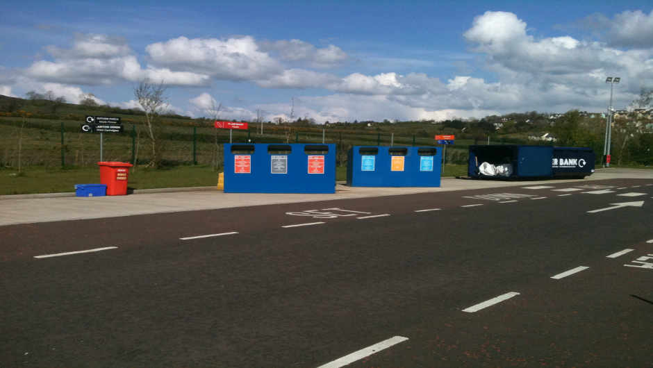 Donegal recycling centre